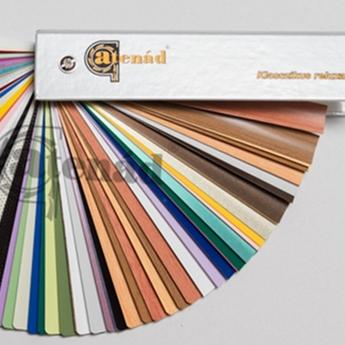 Alumínium üvegpálcás reluxa színek