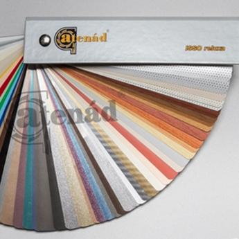 Alumínium gyöngyláncos reluxa színek