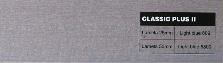Classic 809 fa reluxa szín