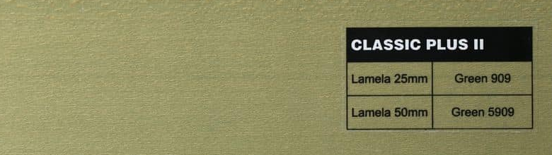 Classic 909 fa reluxa szín